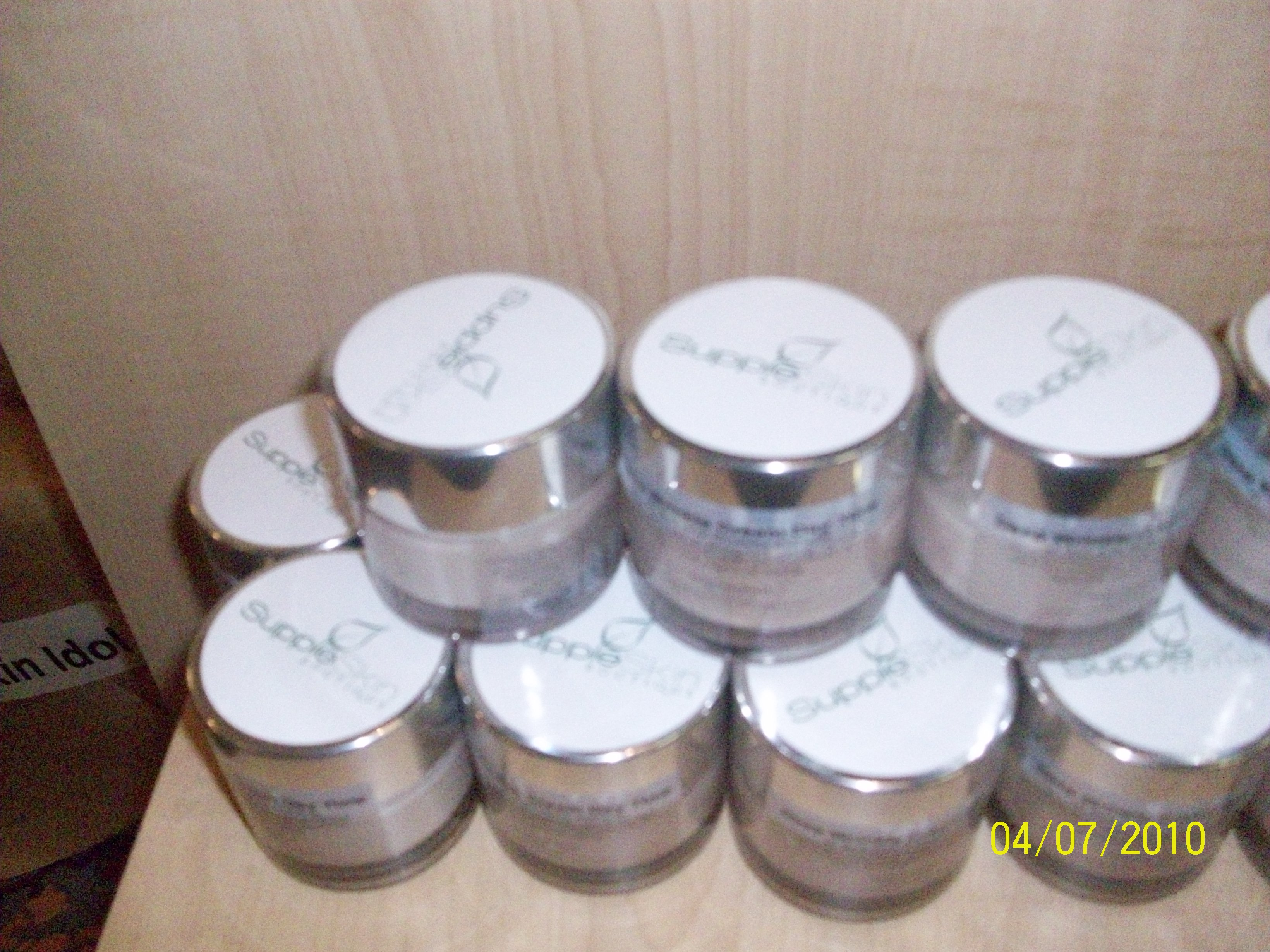 Herbal Deep Wrinkle Cream (2oz)