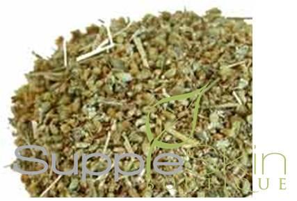 Yarrow Leaf and Flower organic