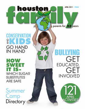 SSB in Houston Family Mag
